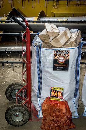 PRE-ORDER W/C 30/11/20 - Kiln Dried Oak Hardwood - BARROW BAG