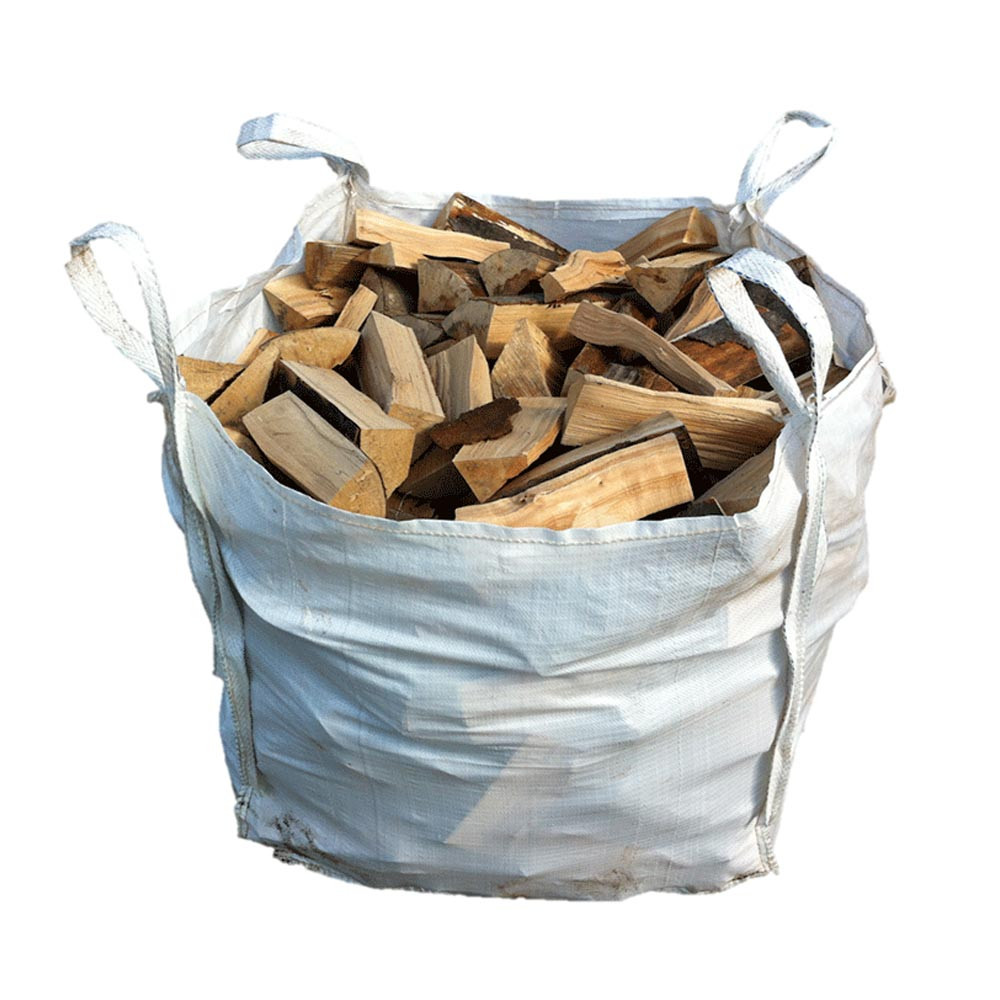 Kiln Dried Ash Firewood, Sheffield, Bulk Bag
