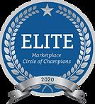 Elite Circle of Champions 2020 Badge tra