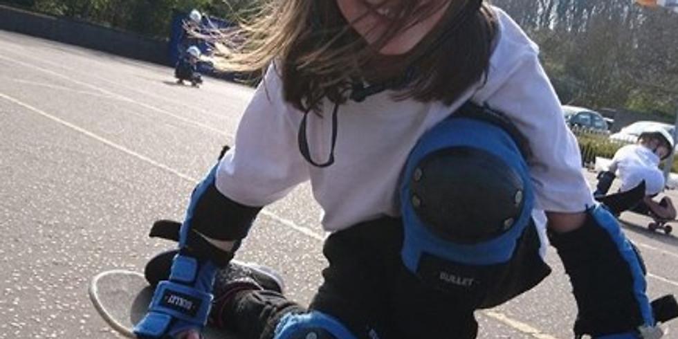 Girls U9 Scooter / Skateboarding (postponed)