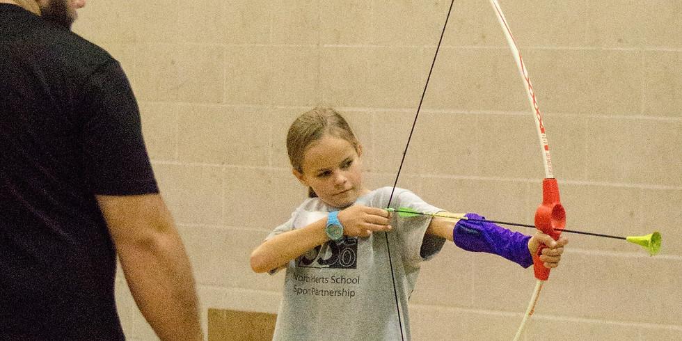 U16 Archery (SEND)