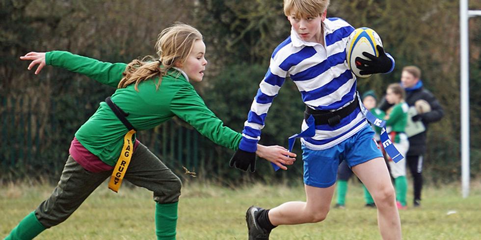 U9 Tag Rugby Festival