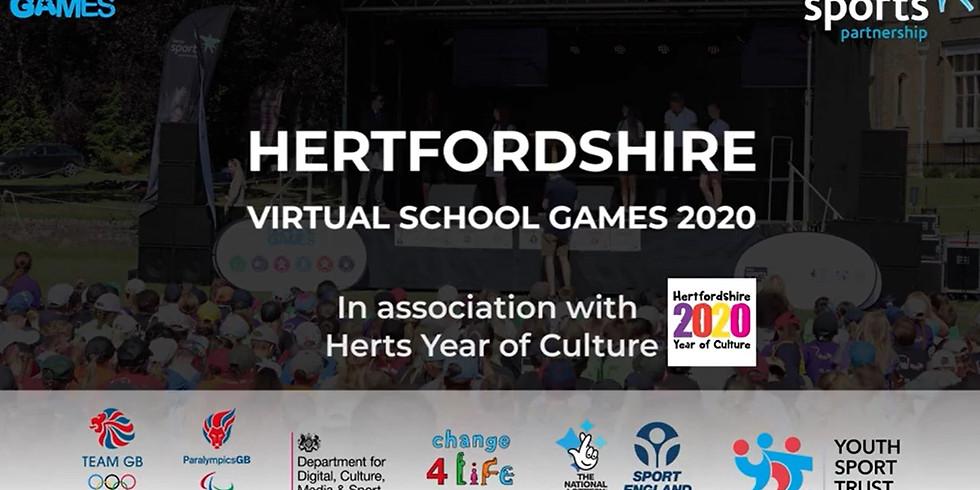 Herts School Games - Pentathlon