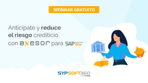 Webinar   Gestión de riesgo crediticio con Axesor para SAP B1