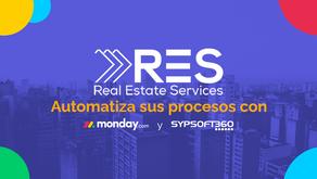 Real Estate Services evoluciona su forma de trabajar con monday.com