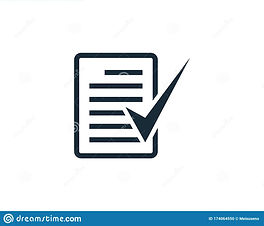 agreement-paper-icon-vector-logo-templat