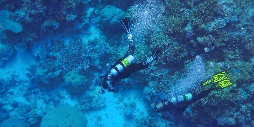 潛行世界   【潛水高班】PADI高氧潛水員課程