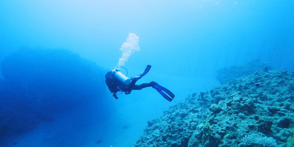 潛行世界    【潛水中班】PADI進階開放水域潛水員課程