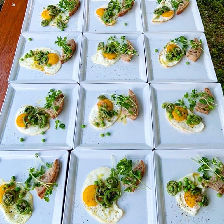 Farm to Table with Crafted Catering