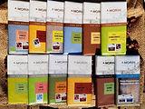 Lot Découverte Noir, Lait & Blanc Pure Origine - Chocolat A.Morin