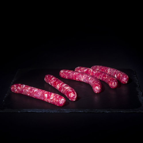 Saucisses de Wagyu 0.9KG - Boeuf Wagyu Kamakle