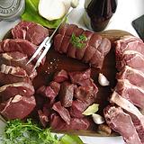 Le Carnivore - Colis découverte du Gibier - Coffret 1 - Grand gibier Nemrod