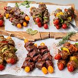Coffret Barbecue Nemrod Brochettes - 18 pièces (6 personnes)