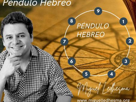 Maestría Internacional en Péndulo Hebreo