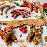 Coffret Barbecue Nemrod Mixte - 18 pièces (6 personnes)