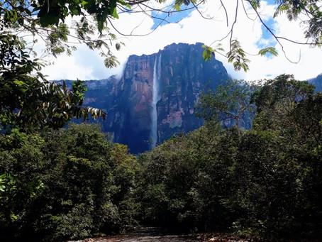 Conoce el Salto Ángel, la cascada más alta del mundo