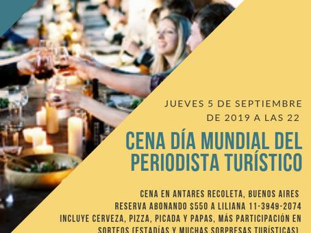 El mundo se prepara para celebrar el Día del Periodista Turístico el 5 de septiembre