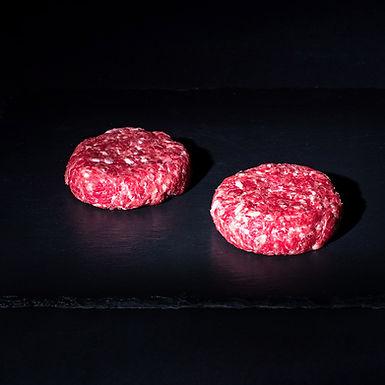 Steaks Hachés Wagyu (4 pour 600G) - Boeuf Wagyu Kamakle