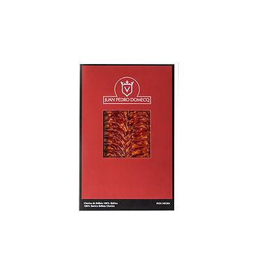 Chorizo de Bellota 100% Ibérique Tranchée (lot de 4) - Juan Pedro Domecq