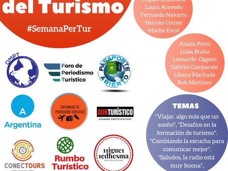1er Foro Mundial de Líderes del Turismo en Buenos Aires