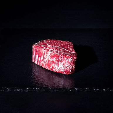 Filet Wagyu en tournedos 120G - Boeuf Wagyu Kamakle