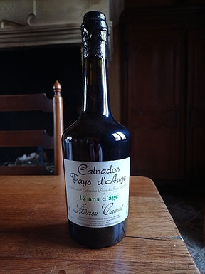 Calvados Pays d'Auge 12 ans d'âge - Camut