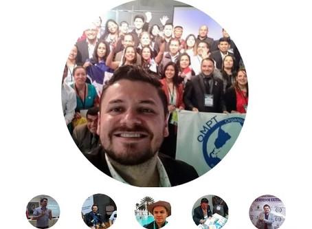 El periodista turístico Miguel Ledhesma relanza su sitio web en el día de su cumpleaños