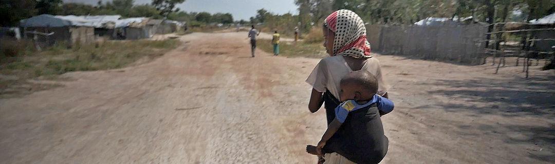 Khadija & ihre Schwester Ramata im Tschad