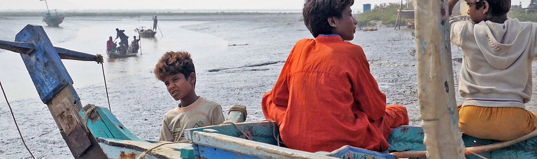 Klimawandel Pakitan Indus Delta WWF