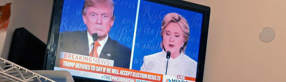 Y Kollektiv Reportage US Wahl Donald Trump Hillary Clinton