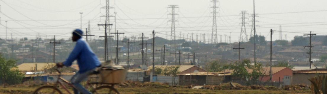 Südafrika Township AIDS HIV