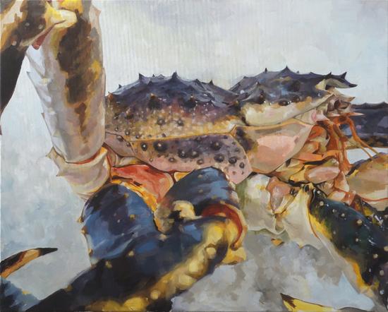 Crabe du Kamtchatka