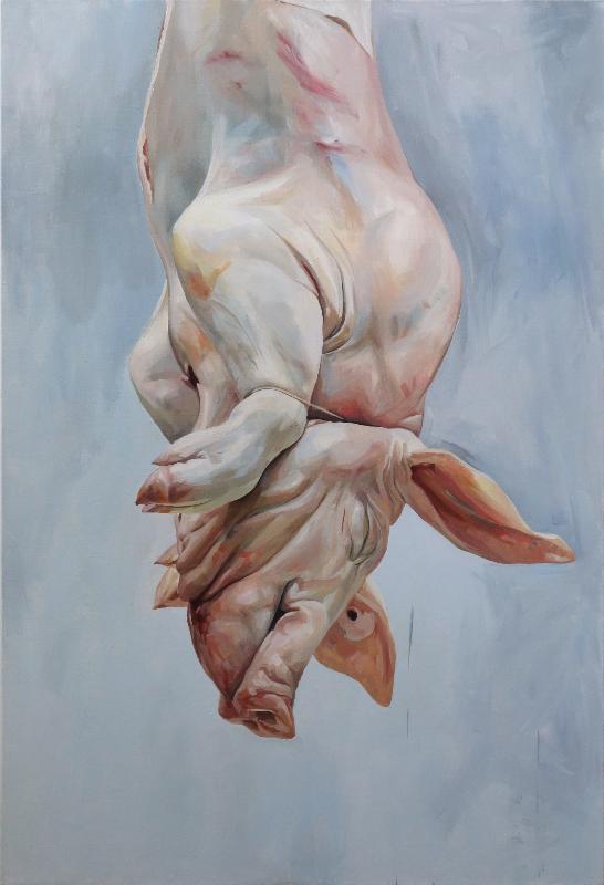 Cochon pendu