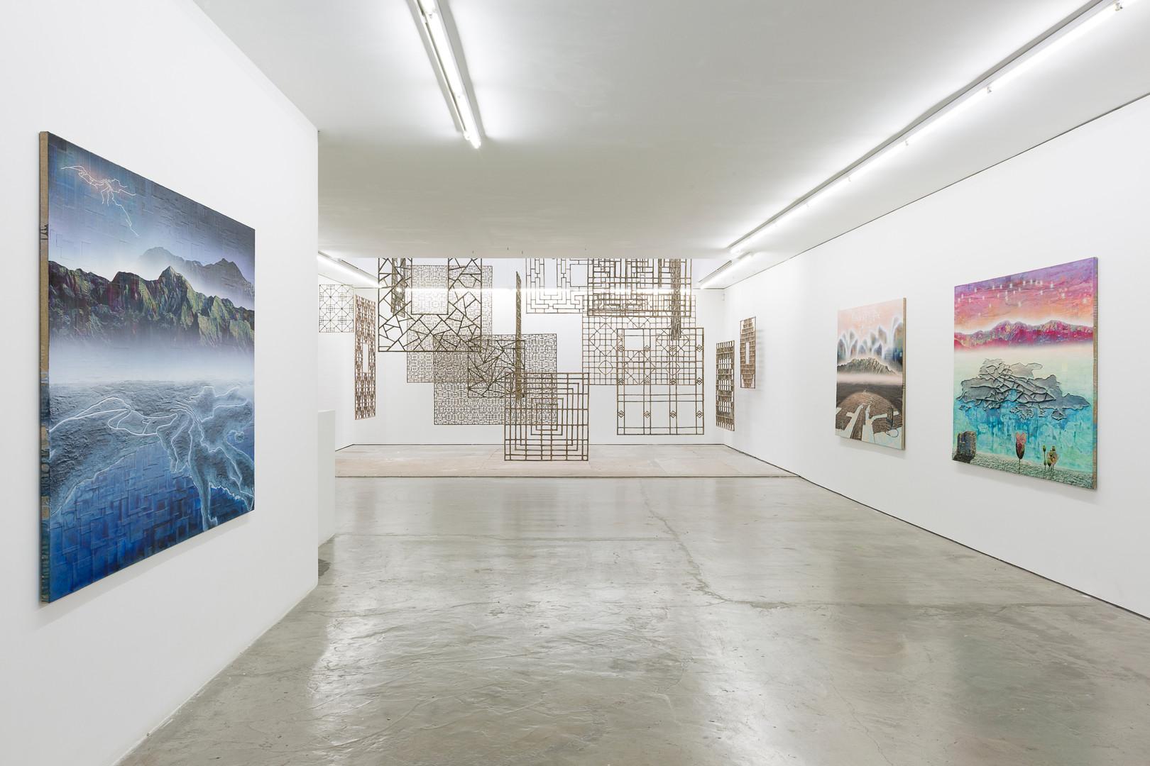 'Tears of Paradise', Edel Assanti, London 2020