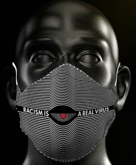 Alex Delgado Vidal, #RacismIsTheRealVirus