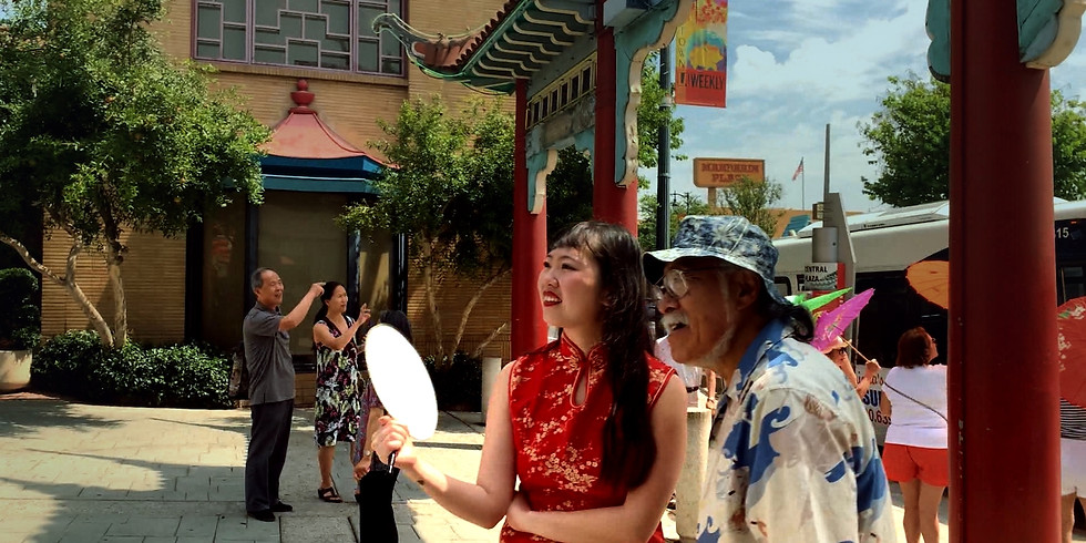 WE LOVE L.A. CHINATOWN: A Preview Short Film Screening & Panel Discussion with Michelle Sui