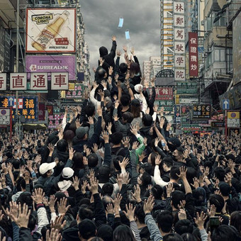 """Tommy Fung, """"Meanwhile In Hong Kong"""""""