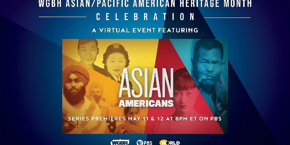 Asian/Pacific American Heritage Month Celebration (A Virtual Event)