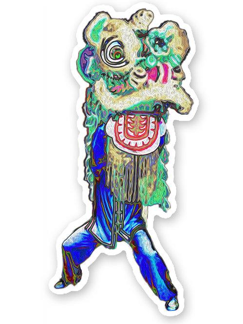 HOW to Ward Off Evil Spirits #3 Sticker