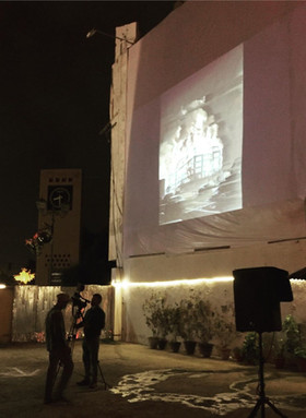 """If These Walls Could Talk"" Video screening, Karachi, Pakistan"