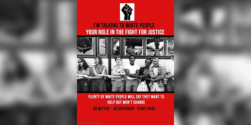 I'm Talking to White People: Your Role in the Fight for Justice by Kenny A. Burrell