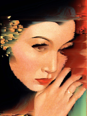 New Print! Of the Legendary 'Anna May Wong'