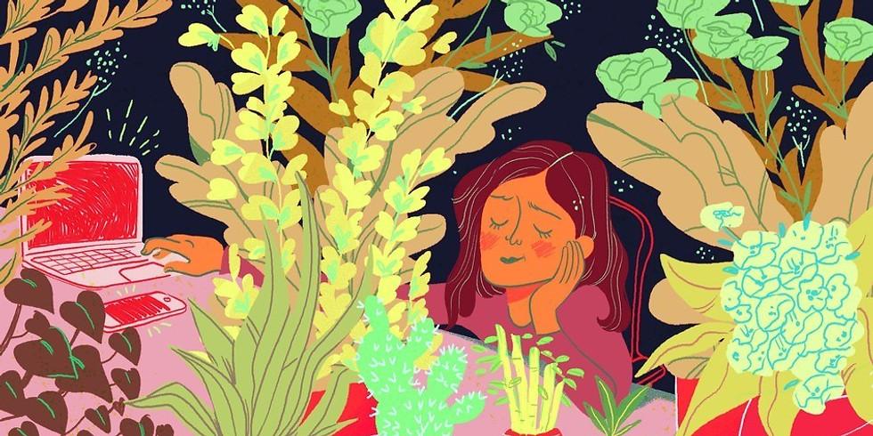 Advancing Arts Forward: Self Care = Self Love Online Workshop