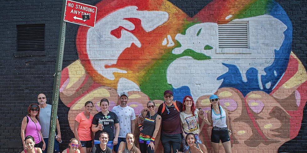 NYC Virtual Pride 5K Art Run
