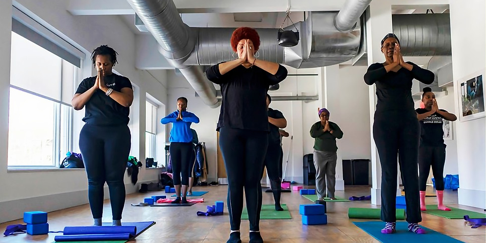 Free Yoga Class with Latipha Rivers