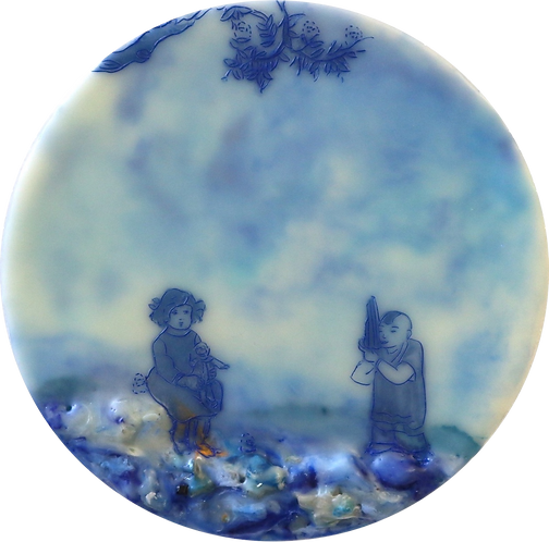 Serenade (in Blue) [SOLD]