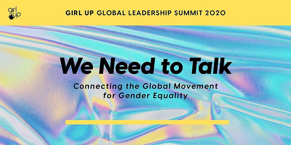 Virtual 2020 Girl Up Leadership Summit