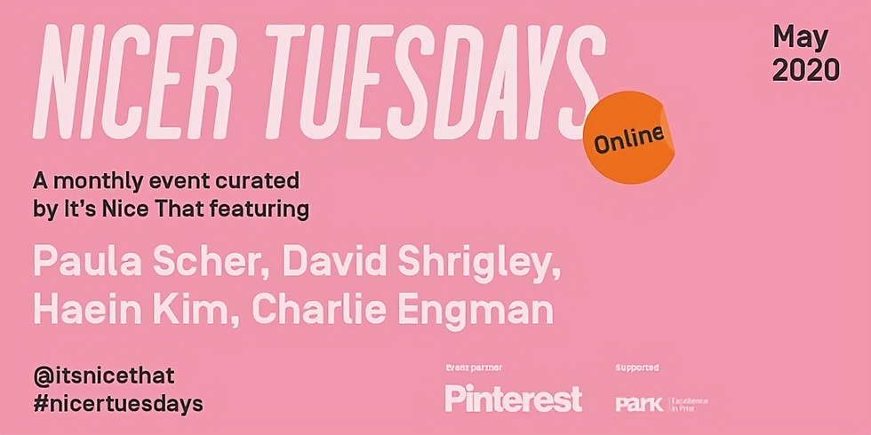 It's Nice That: Nicer Tuesdays