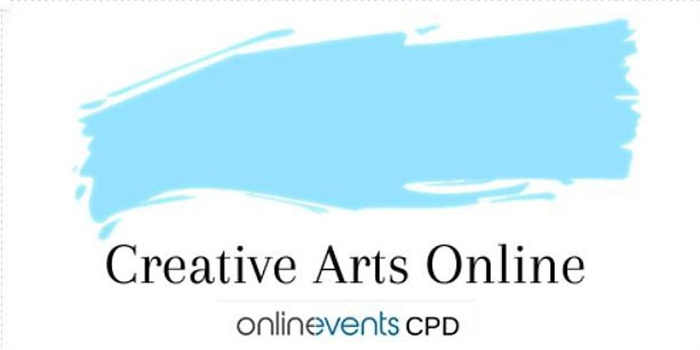 Using Creative Arts Online - Workshop with Ani de la Prida