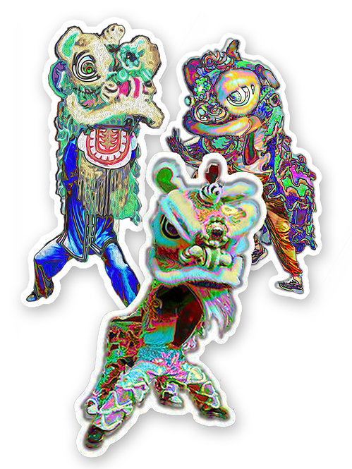HOW to Ward Off Evil Spirits Sticker Pack